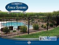 Aluminum Fences - Island Fence & Railing