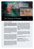 Annual Report 2005.pdf - School of Physics - University of Melbourne - Page 5
