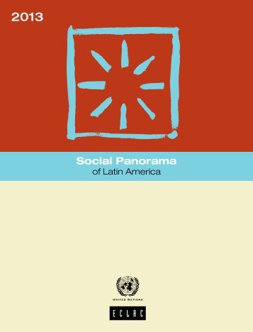 Social Panorama of Latin America 2013