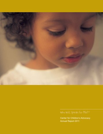 Download - Center for Children's Advocacy