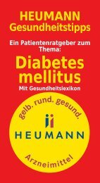 Gesundheitslexikon - Heumann Pharma GmbH