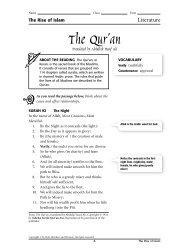 The Qur'an - J-blanchard.org