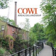 AREAL OG LANDSKAP - COWI