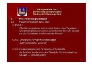Powerpoint-Präsentation - Zivilingenieurgemeinschaft Ebner-Jaklin