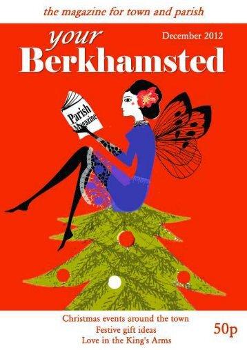 December - St Peter's Church, Berkhamsted, Herts