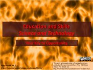Education and Skills for Specific Jobs - Informationanthology.net