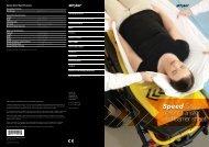 Speed-Sheet Brochure - Stryker