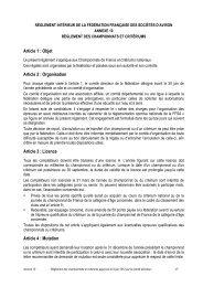 Annexe_10 Règlement Championnats Critériums CD 09-06-2012