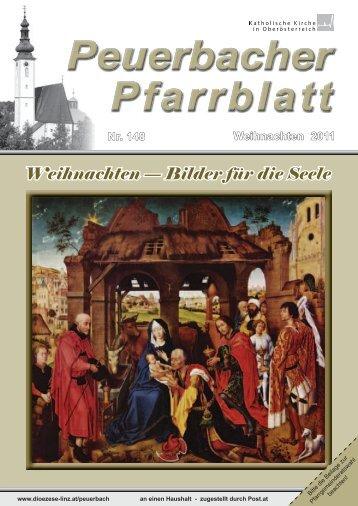 Peuerbacher Pfarrblatt - Pfarre  Peuerbach