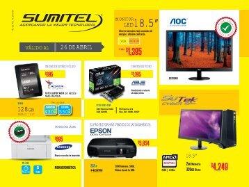 Catálogo de Tecnología Sumitel