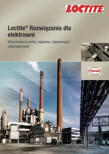 Loctite - Rozwiązania dla elektrowni - IM