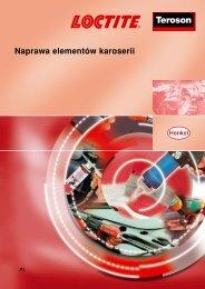 Teroson - Loctite - Naprawa elementów karoserii - IM