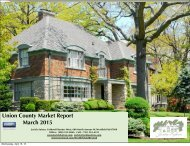 Union County Market Report March 2015