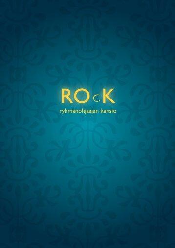 Ryhmänohjauksen kansio – ROcK - Edu.fi