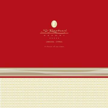 Download Our Brochure - St. Raphael