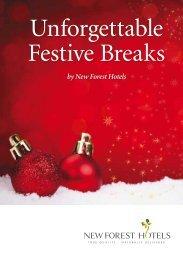 Unforgettable Festive Breaks 2012