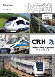 下载本期专刊 - 海子铁路网