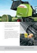 Claas Variant 350-370 Rundballenpresse - Seite 4