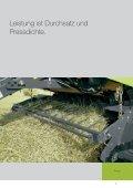 Claas Variant 350-370 Rundballenpresse - Seite 5