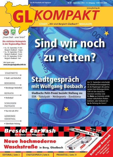 Preisfrage: Gewinnen Sie - GL VERLAGS GmbH