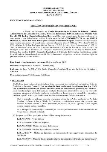 Modelo de declaração relativa à proibição do trabalho do menor (Lei n
