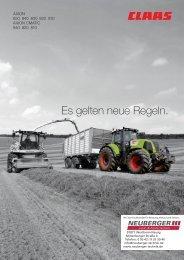 C1 - NEUBERGER Land- & Fördertechnik