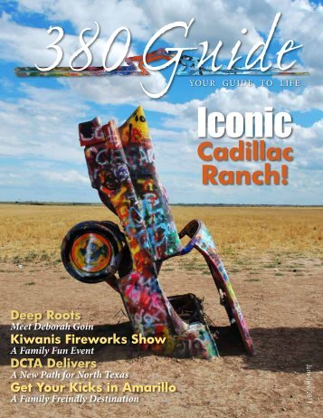 Iconic - 380Guide Magazine