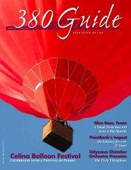 October/November 2012 - 380Guide Magazine