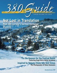 Not Lost in Translation - 380Guide Magazine