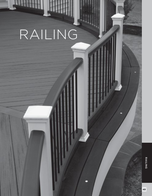 16-Per Box Classic White Balusters Trex Transcend 30.375 in