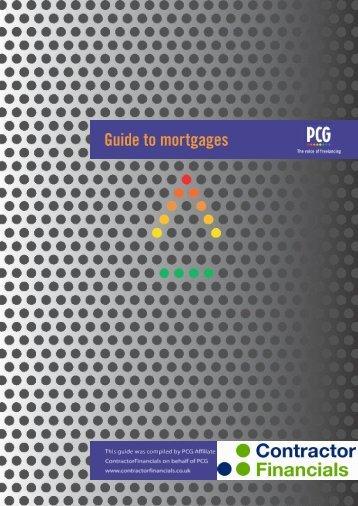 GUIDE TO MORTGAG ES - PCG