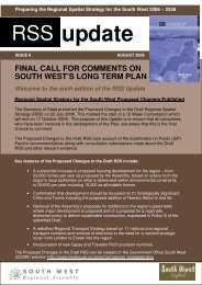 PDF format - South West Regional Assembly