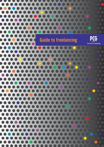 Guide to Freelancing - PCG