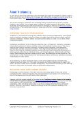 Guide to Freelancing - PCG - Page 7