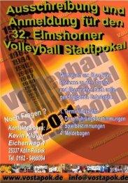 Untitled - Volleyball Stadtpokal Elmshorn