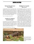BIAWAK - International Varanid Interest Group - Page 5