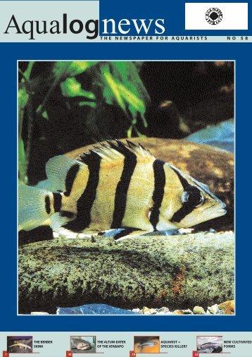 News - Aqualog