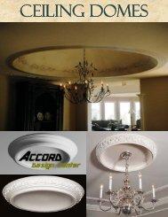 Ceiling Domes - Accord-design.com