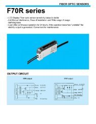 FIBER OPTIC SENSORS - Alstron
