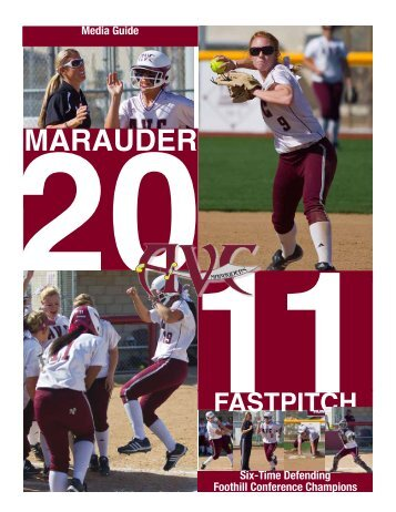 20MARAUDER - Antelope Valley College