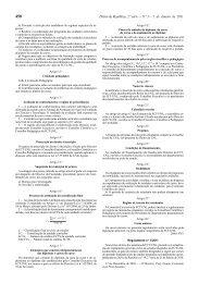 Regulamento geral dos ciclos de estudos Integrados conducentes ...