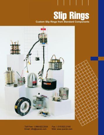 UEA Slip Rings - Industrial Power & Control