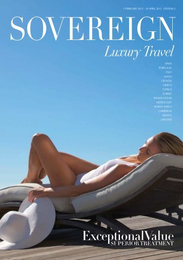 Your Personalsied Ebrochure - Etiam Luxury Holidays