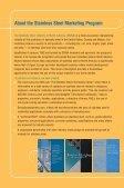 Stainless Steel Market Development Sponsor brochure PDF - SSINA - Page 2