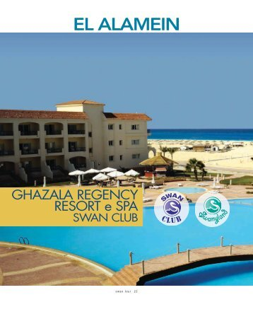 Ghazala Regency Swan Club - Certosa Viaggi
