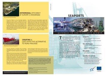 sea ports - European Shortsea Network