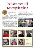 Brotorpsblaskan nr 1 – 2009 - Föräldraföreningen - Page 3