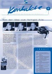 Steuerspirale 2005 - Marketing Club Nürnberg