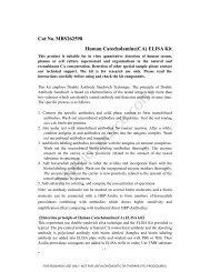 (CA) ELISA Kit - MyBioSource