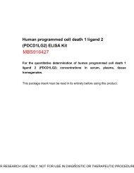 (PDCD1LG2) ELISA Kit - MyBioSource